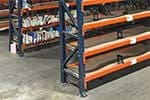 Mecalux Pallet Rack Step Beams in Minnesota