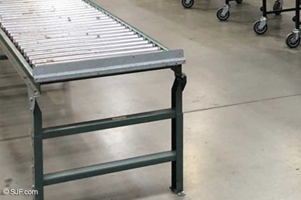 Roller Conveyor - Gravity Conveyor For Sale (New & Used) | SJF com