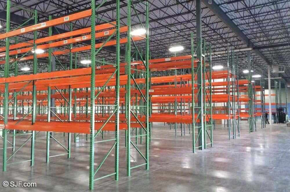 Used Pallet Racking for Sale – Buy Warehouse Pallet Racks at