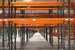Teardrop Pallet Rack Beams for sale