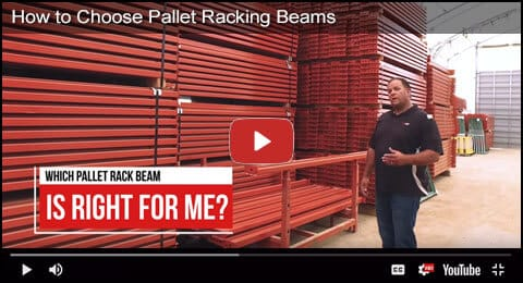 Pallet Rack Beam Video