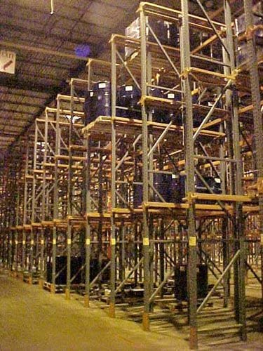 Drive-In Rack Installation