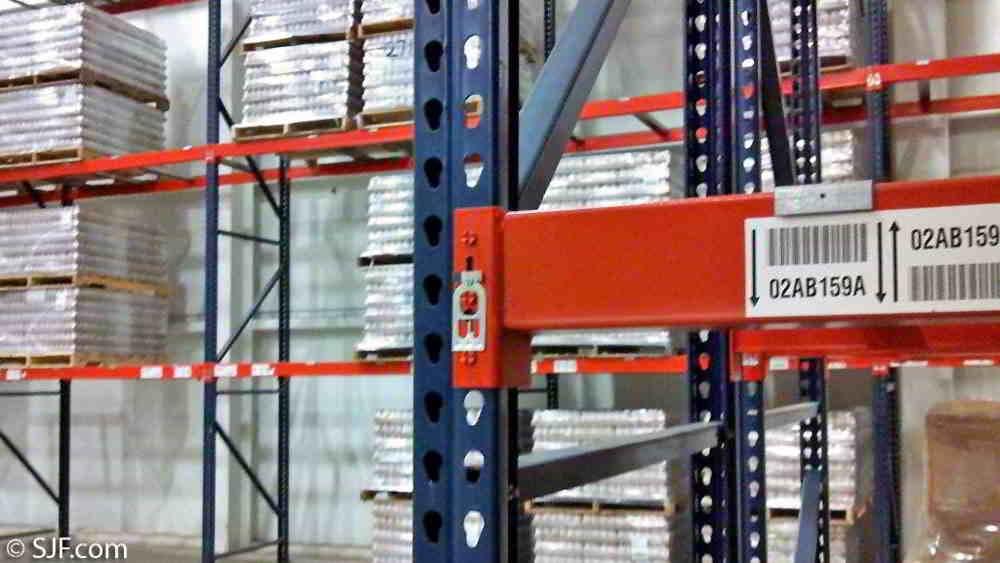 Minnesota Warehouse Storage Racks