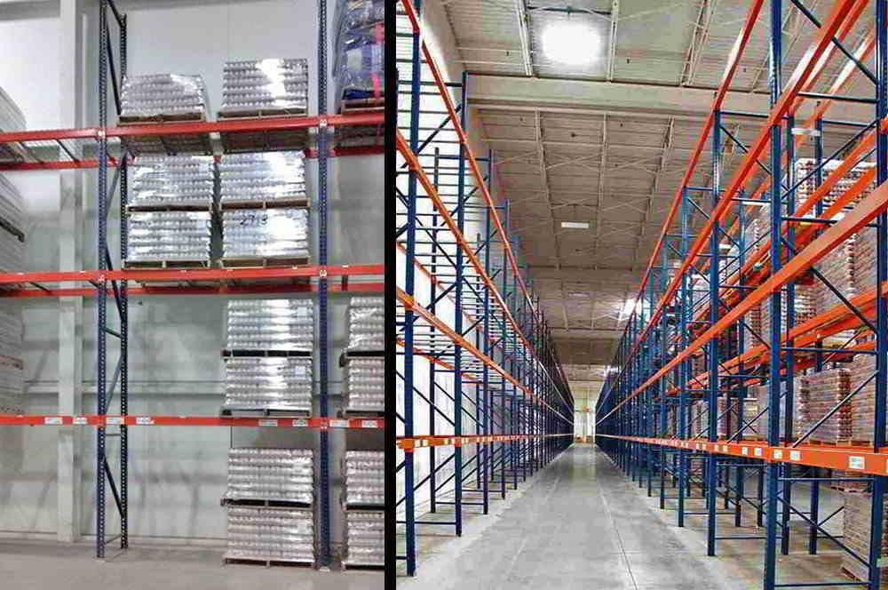 Industrial Storage Racking in Minn.