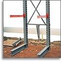 New Cantilever Rack at SJF.com