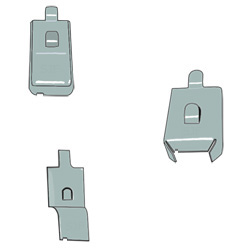 Shelving Clips For Sale