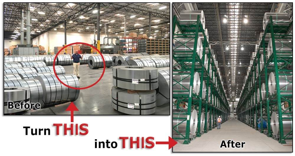 Fifo Can Storage Systems
