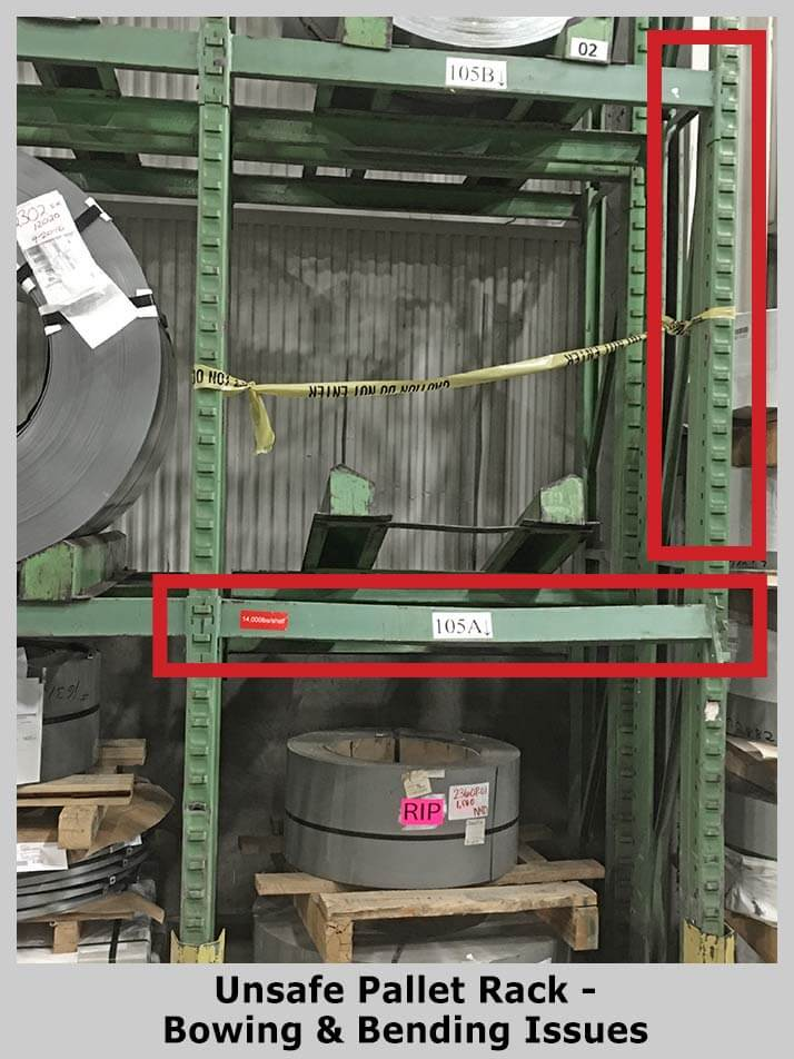 Steel Coil Rack System Standards