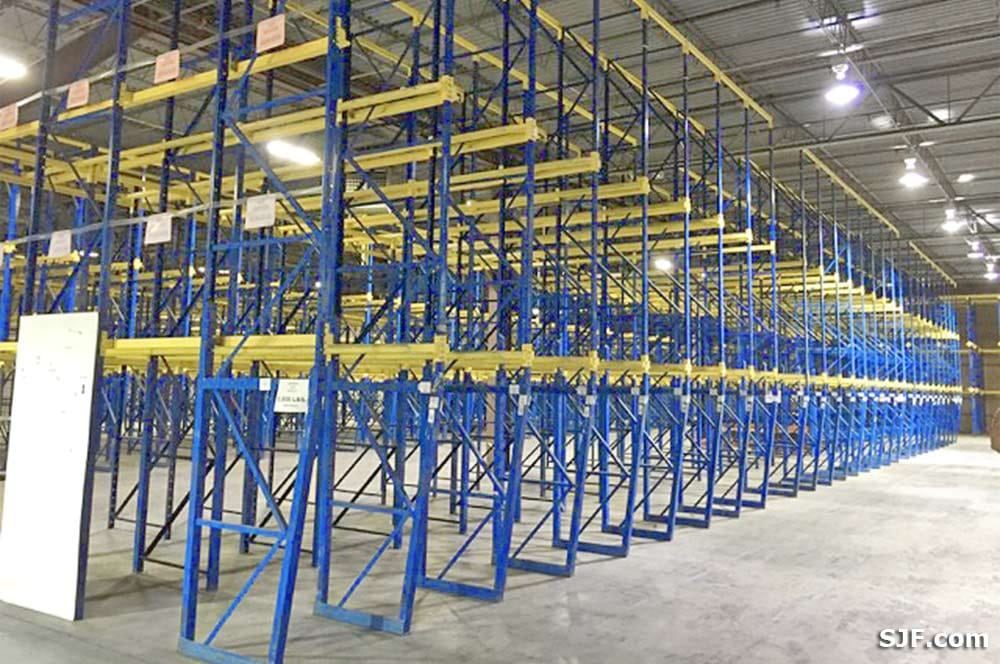 Structural Drive-in Rack