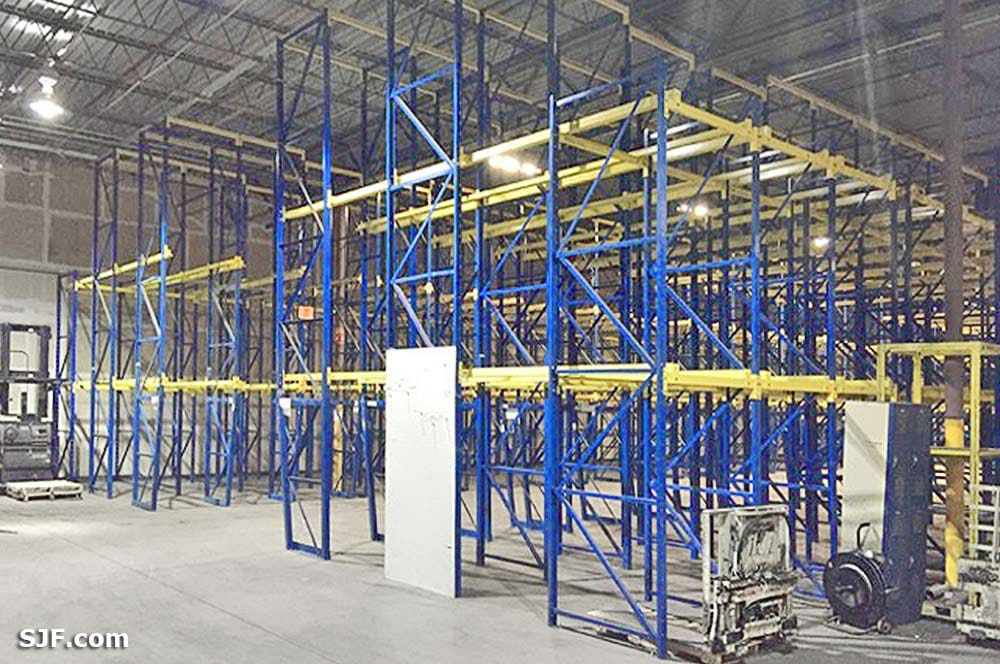 Structural Drive-in Rack System