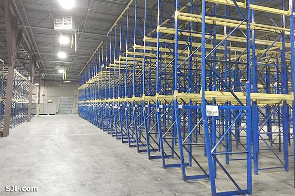Structural Drive-in Racking