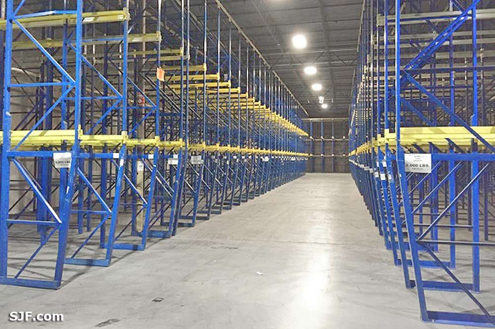 Structural Drive-in Racks