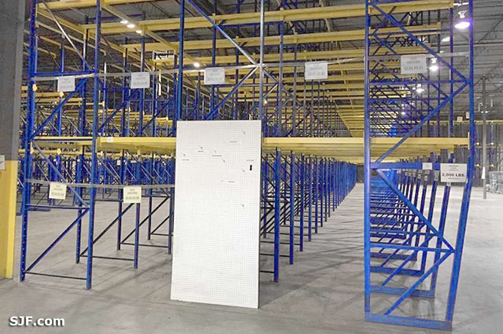 Structural Drive-in Racking System