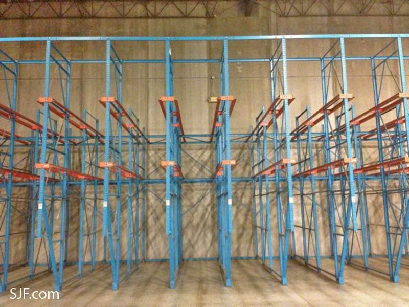 Drive In Rack Bays