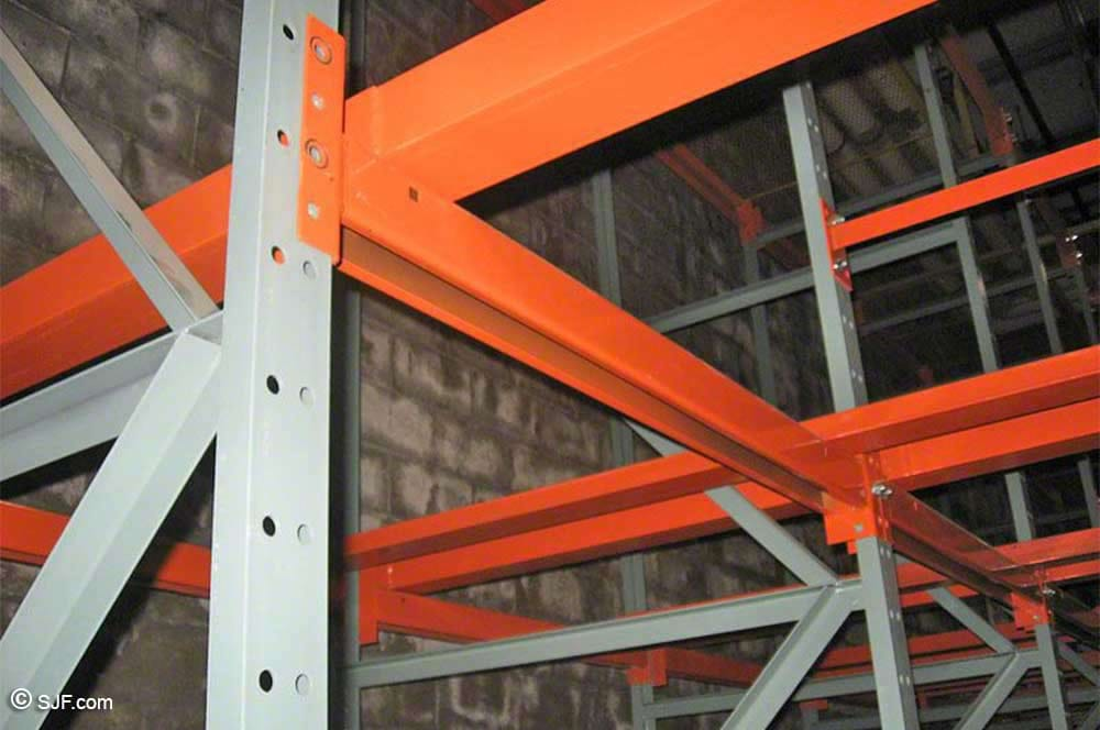 New & Used Structural Pallet Storage Systems
