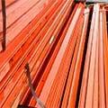 Used Hiline Step Beams at SJF Material Handling