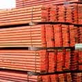 Used Hiline Pallet Rack at SJF Material Handling