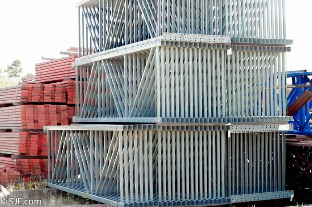 Interlake Pallet Rack