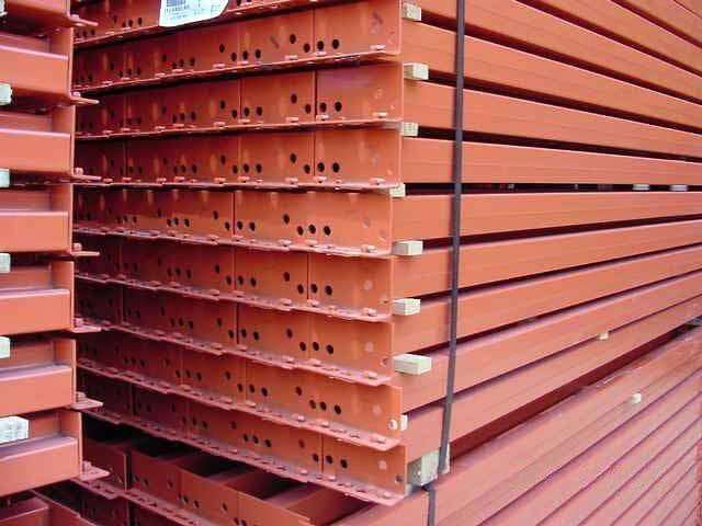 Bundles of Used Interlake Beams