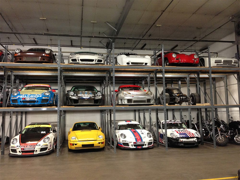 Auto Storage Rack Racking for Auto Storage & Auto u0026 Salvage Yard Cantilever Storage Racks | SJF.com