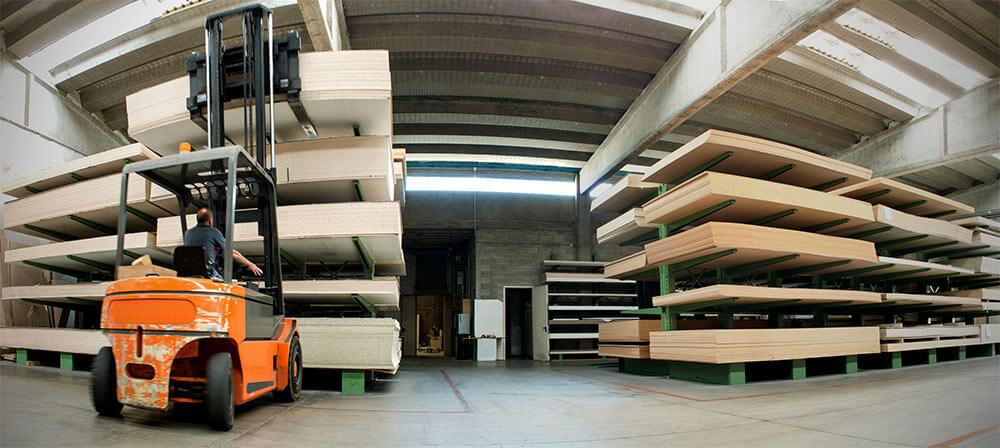 Lumber Racking
