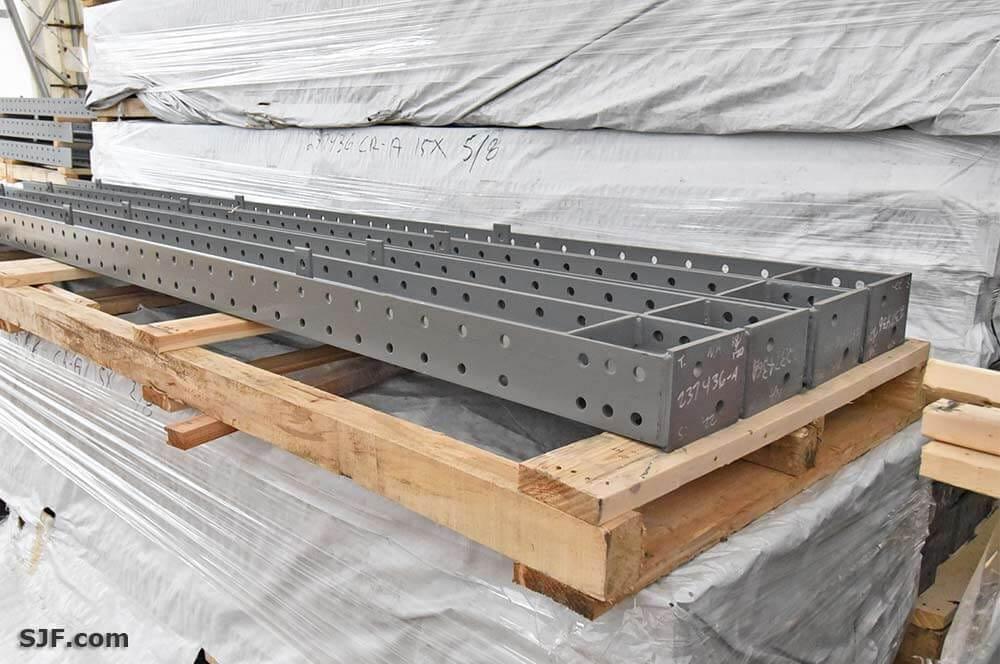 Bases for Cantilever Racks