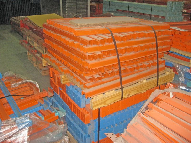 Mixed Pallet Supports