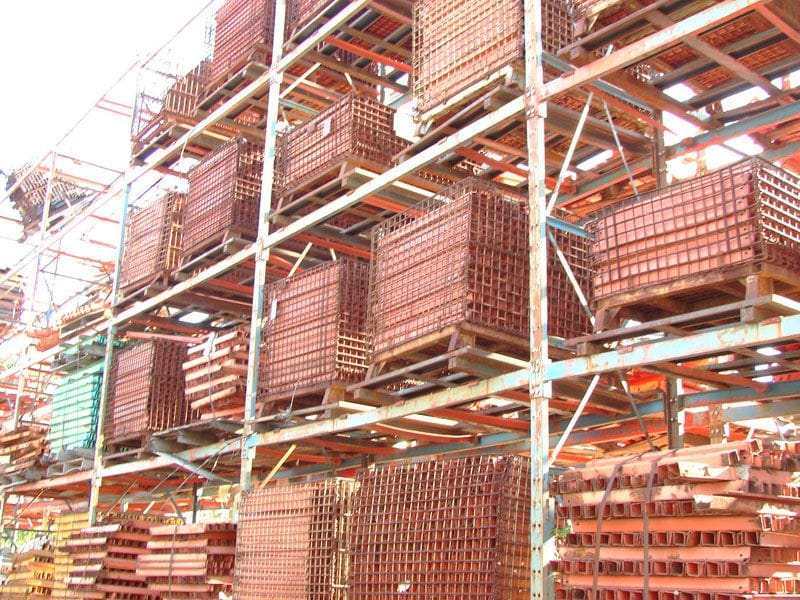 Pallet Supports