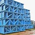 Used Prest Pallet Rack at SJF Material Handling