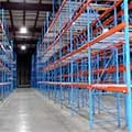 Used Prest Pallet Rack at SJF Material Handling
