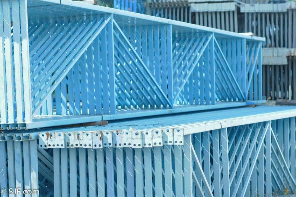 Prest Pallet Rack System