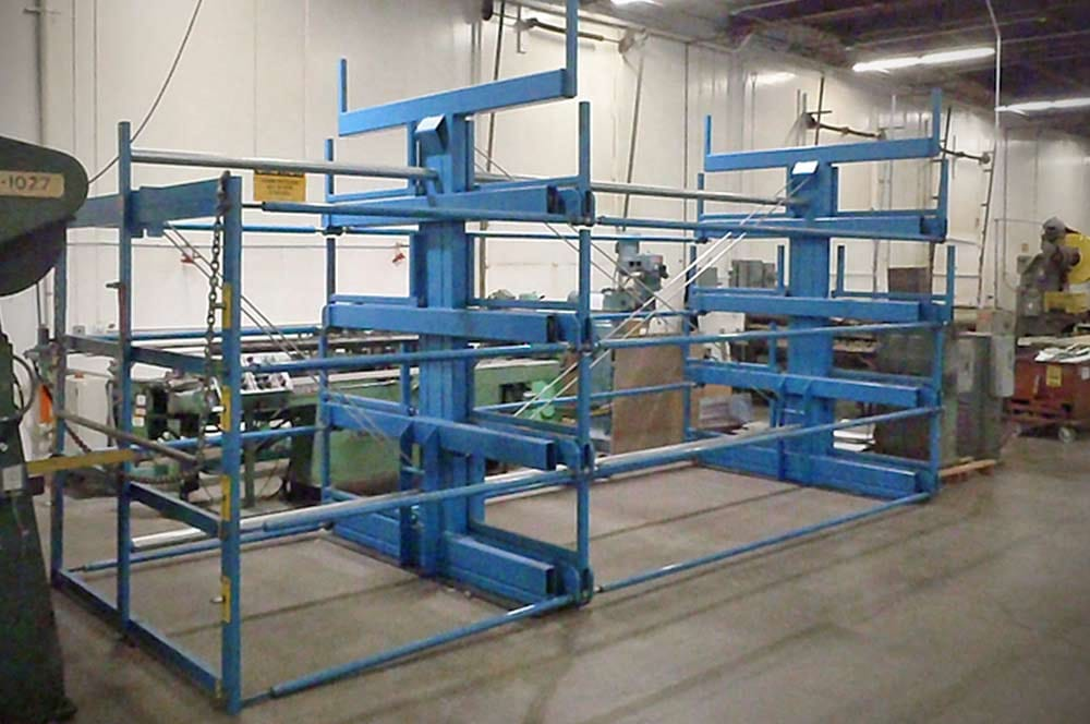 New & Used Specialty Racking