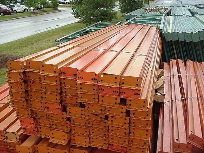 Used Industrial Storage Racks