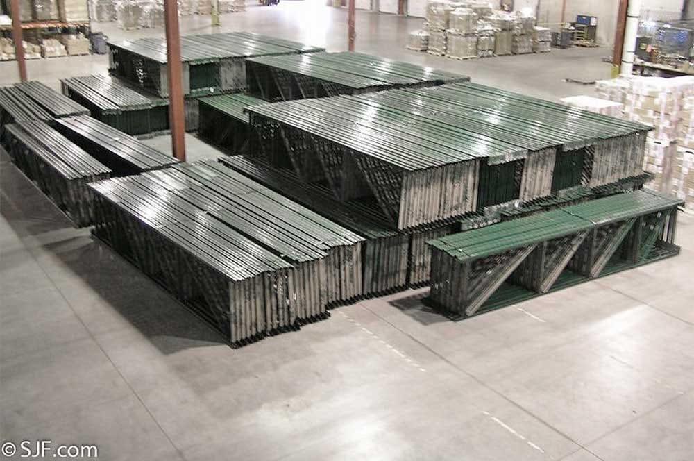 Ridg-u-Rak Pallet Rack Uprights