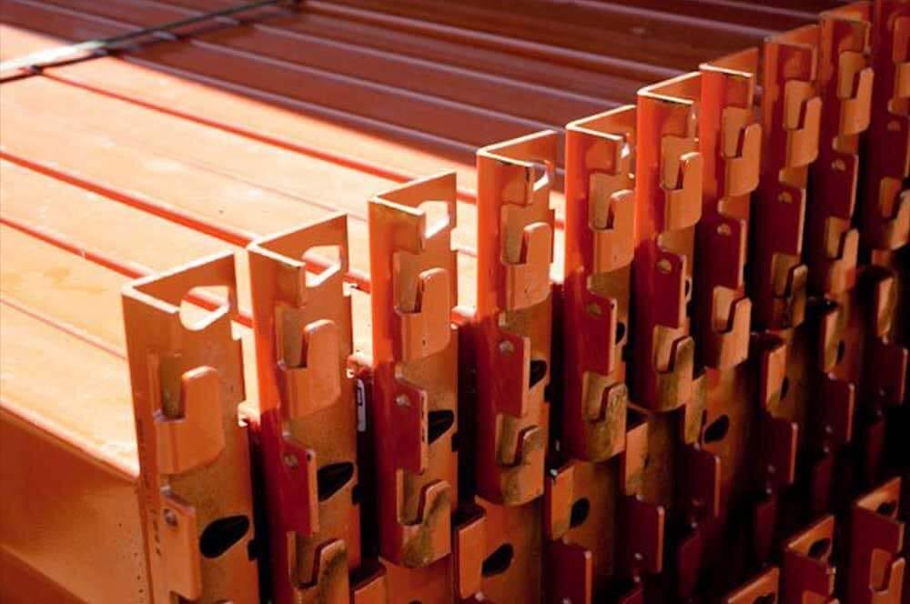 Ridg-U-Rak Pallet Rack Beams