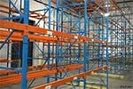 Structural Roll-Form Pallet Rack