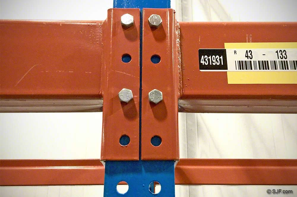 Rollform Beams Structural Uprights Pallet Rack