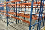 Structural/Rollform Pallet Rack Uprights