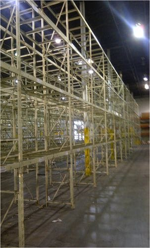 Ridg-U-Rak Structural Pallet Rack