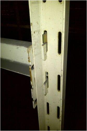 Ridg-U-Rak Structural Close-up