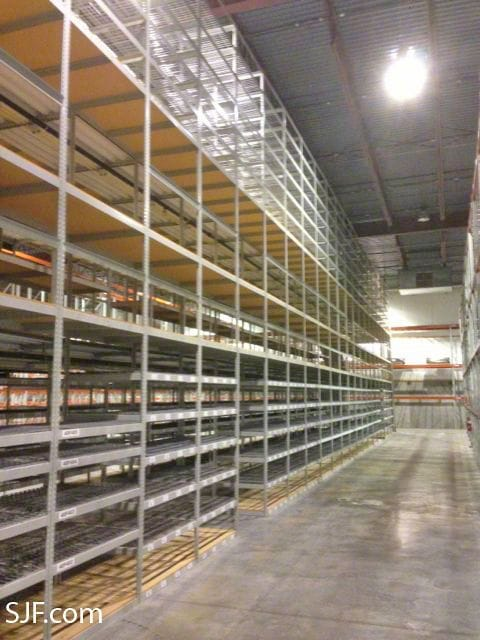 Used Shelving for Sale | Save 40-80% on Used Shelving