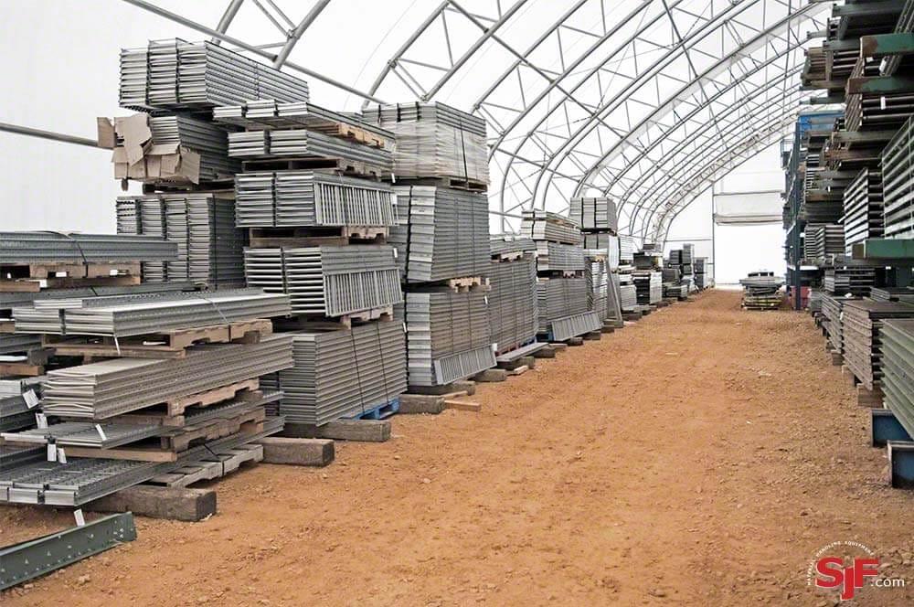 Huge Inventory of Span Track