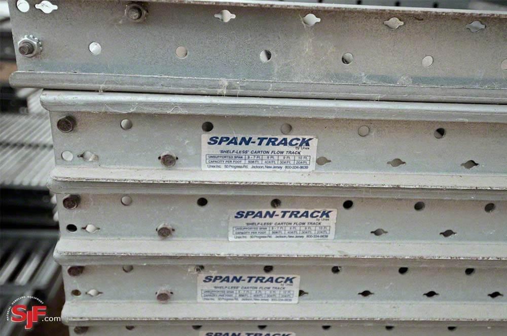 Unex Carton Flow Track