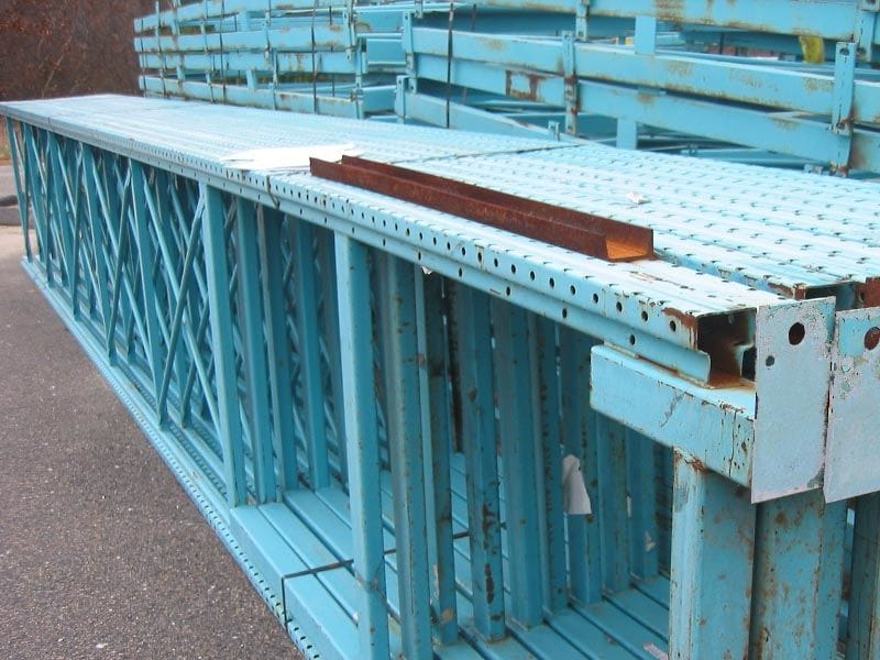 Speedrack Pallet Racks (Used Pallet Racking) | SJF.com
