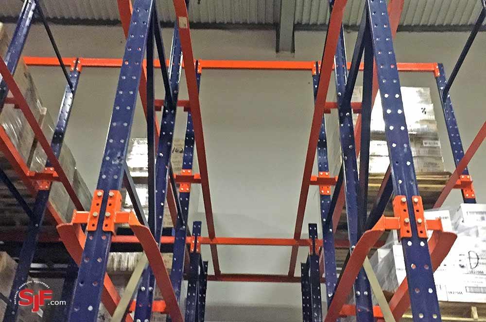 Steel King Drive-in Rack Upright Base