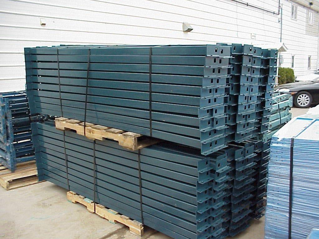 Sturdi-Built Pallet Rack Beams - Bundled