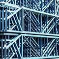 Used T-Bolt Pallet Rack at SJF Material Handling