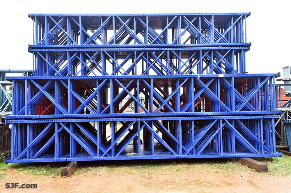 Storage Rack Beams