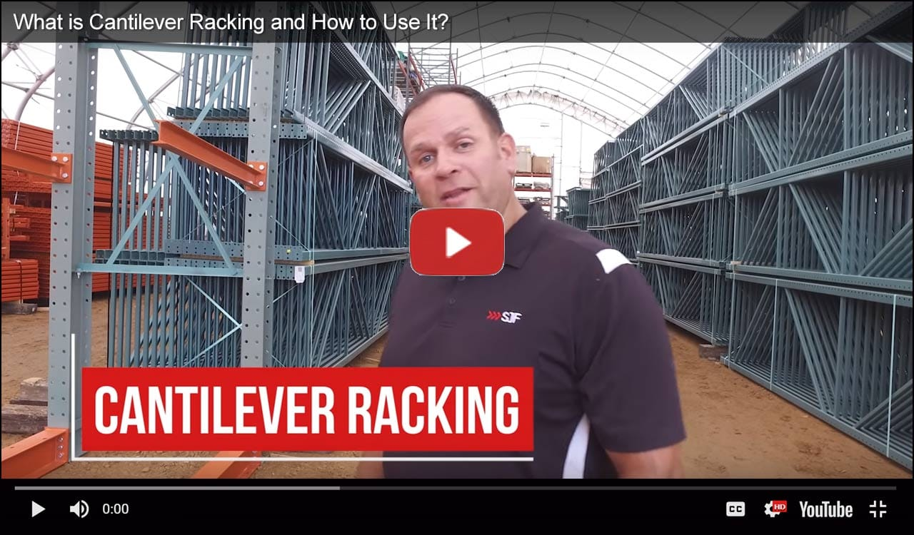 Cantilever Racking Video