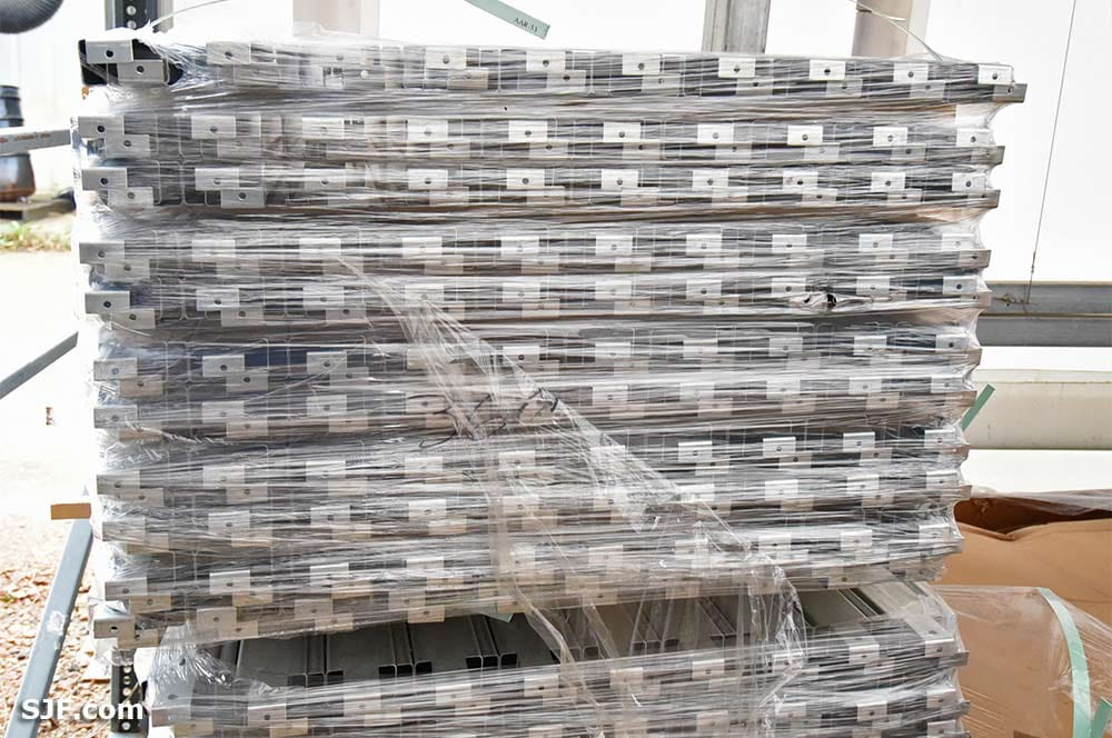 Pallet Racking Supports